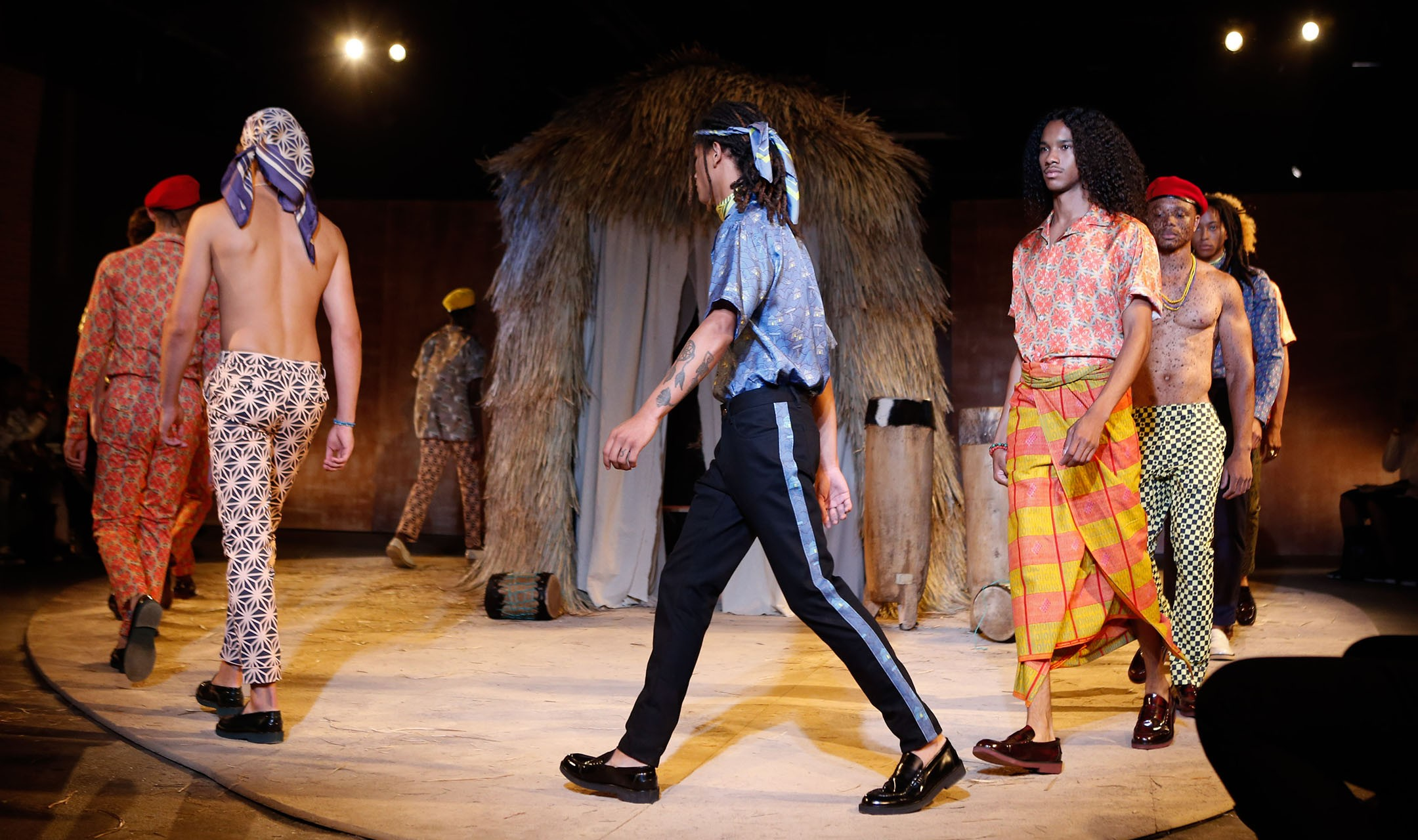 Forbes : Gabon's 'Heritage' On Display At The NYFW